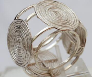 Anillo Espirales 2